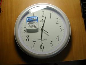 CASIO電波時計